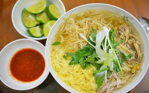 Bún Thang – Hương vị đích thực của Hà Nội