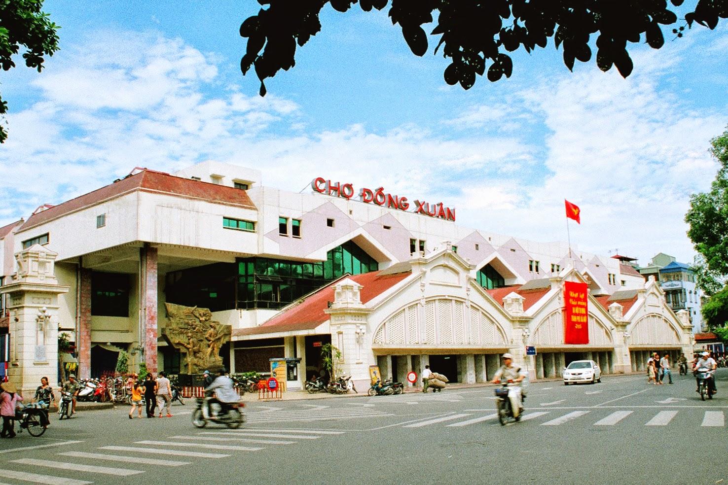 Khám phá 5 khu chợ nổi tiếng nhất Việt Nam