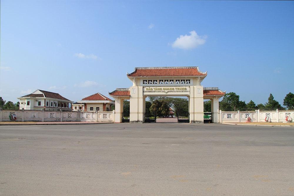 Khám phá bảo tàng Quang Trung tại Bình Định
