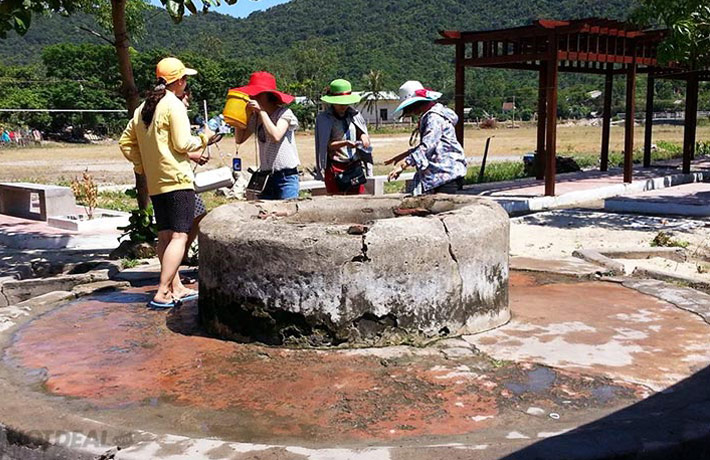 Gieng-co-Cu-Lao-Cham