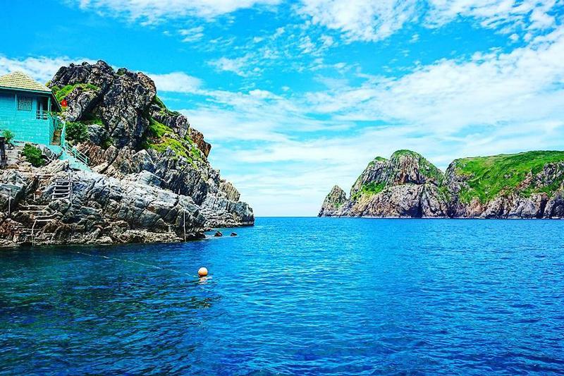Đi du lịch Hòn Mun Nha Trang như thế nào?
