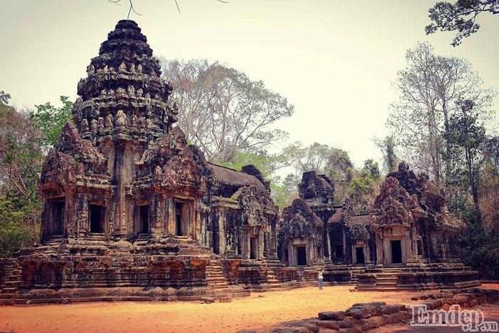 khám phá Campuchia bằng máy bay – tại sao không?