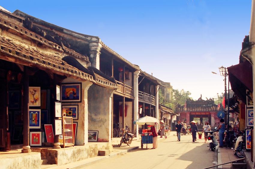 Thành phố Hội An một vẻ đẹp mê hoặc du khách gần xa