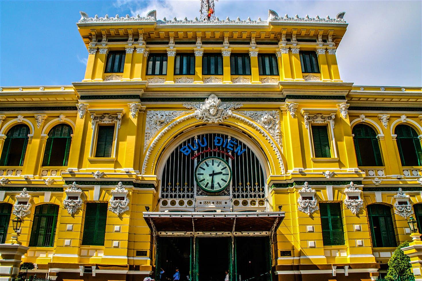 Sài Gòn – Nơi tôi trở về