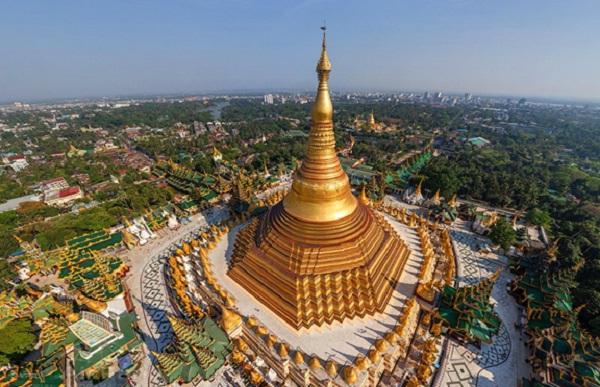 Khám phá thành phố YANGON MYANMAR