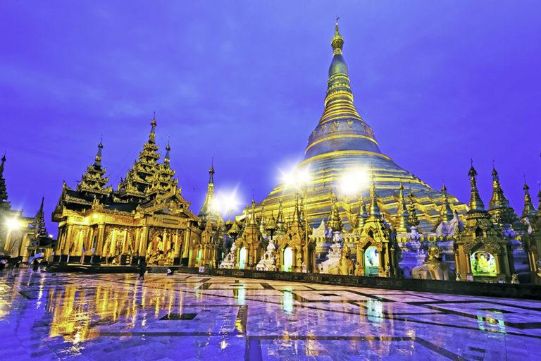 Những điều bí ẩn về đền thờ ở MYANMAR