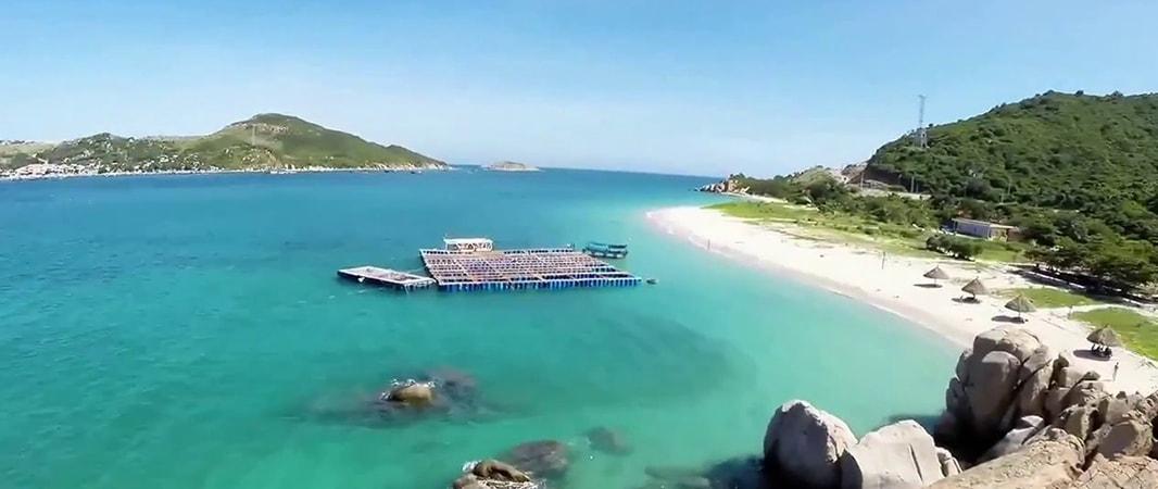 Đảo Tình Yêu Bình Hưng Cam Ranh