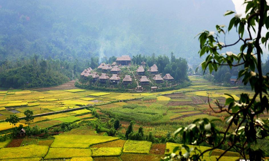 Khám phá du lịch cộng đồng ở Mai Châu