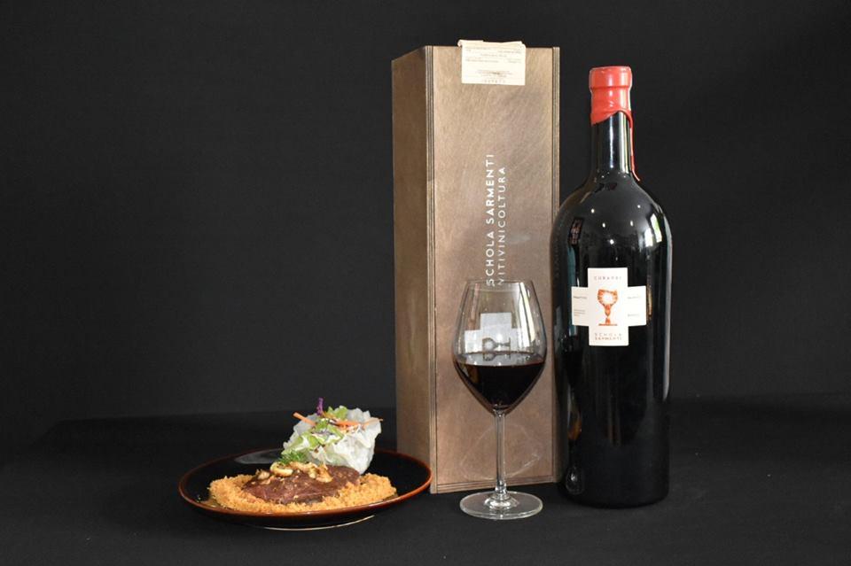 Rượu Vang Cubardi Primitivo Sự Kết Hợp Tuyệt Vời Với Thịt Đỏ