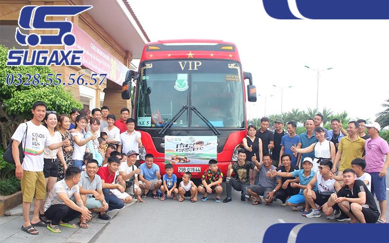 Kinh nghiệm thuê xe 45 chỗ tại TPHCM để đi du lịch