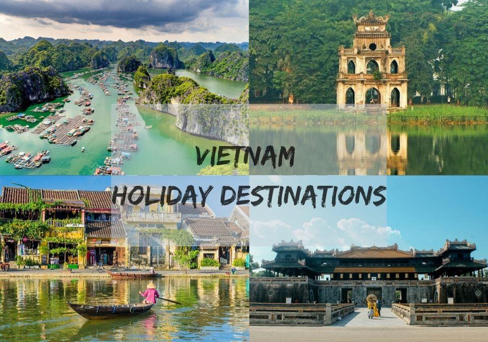 TOP 10 địa điểm du lịch Việt Nam 2020 được yêu thích nhất | DN