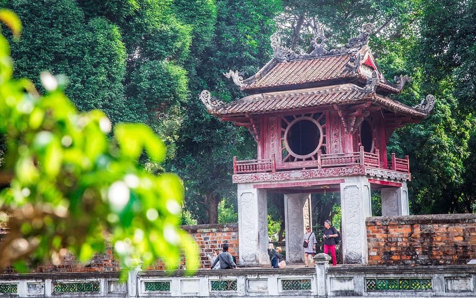 Văn Miếu – Địa điểm du lịch không thể bỏ qua tại Việt Nam