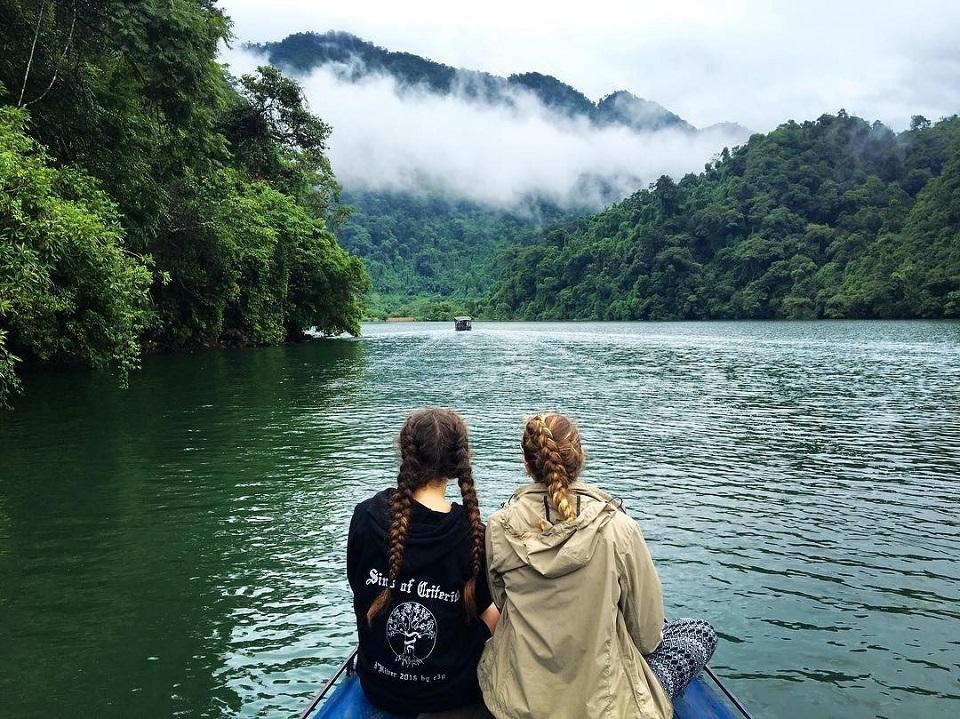 Khám phá vườn quốc gia Ba Bể