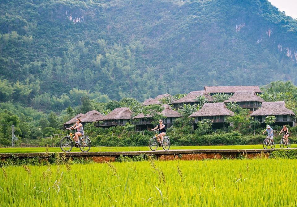 Kinh nghiệm du lịch thung lũng Mai Châu tự túc 2020