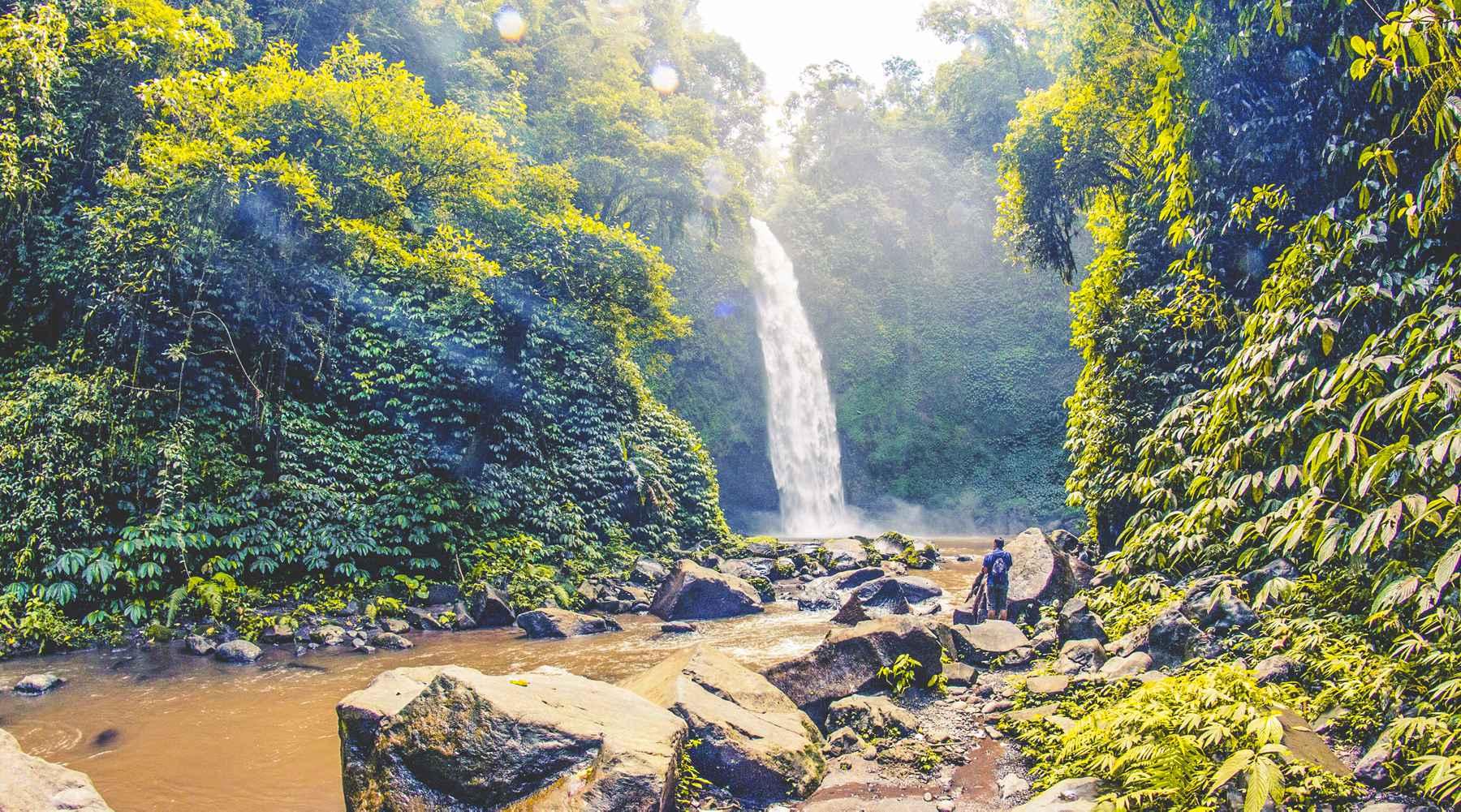 Thác Aling-Aling: điểm du lịch độc đáo và thú vị ở Bali