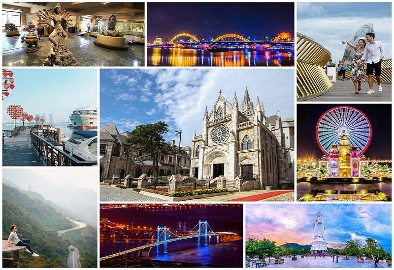 TOP 6 địa điểm du lịch Đà Nẵng phải đến trong năm 2020