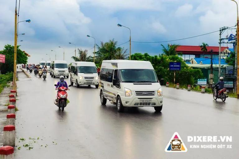 Xe Limousine Hà Nội đi Sầm Sơn Thanh Hóa chất lượng giá rẻ