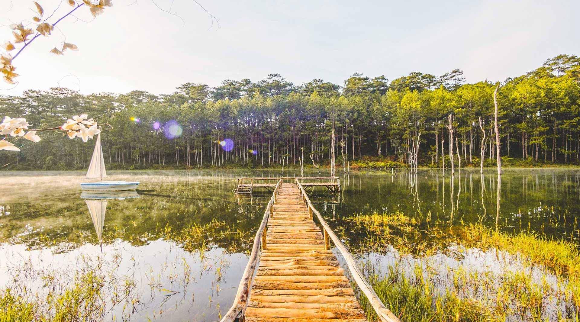 Top địa điểm du lịch Đà Lạt hấp dẫn phải đến 2020