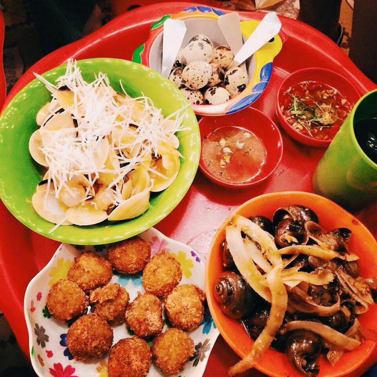 Bỏ túi 5 quán ốc ngon Hà Nội thử là ghiền ăn là mê