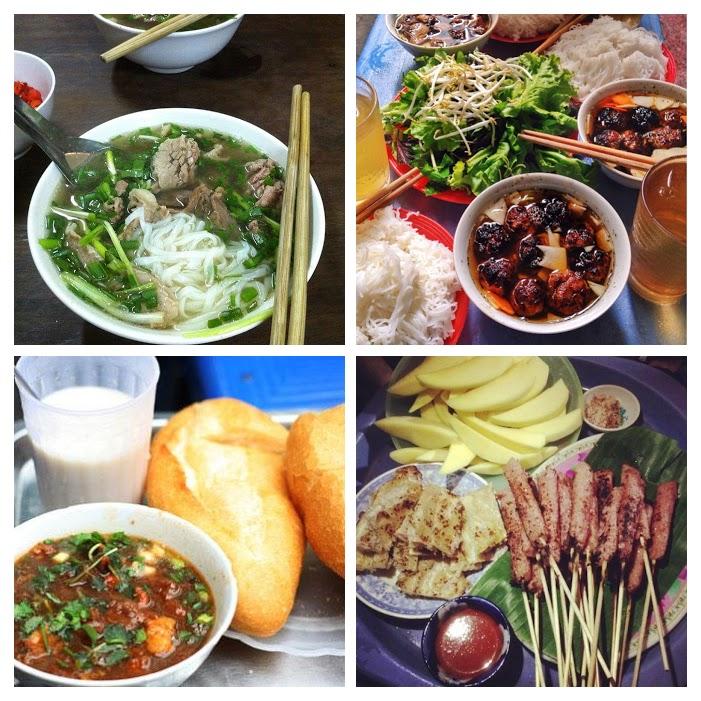 Bật mí địa điểm ăn ngon Hà Nội được yêu thích nhất