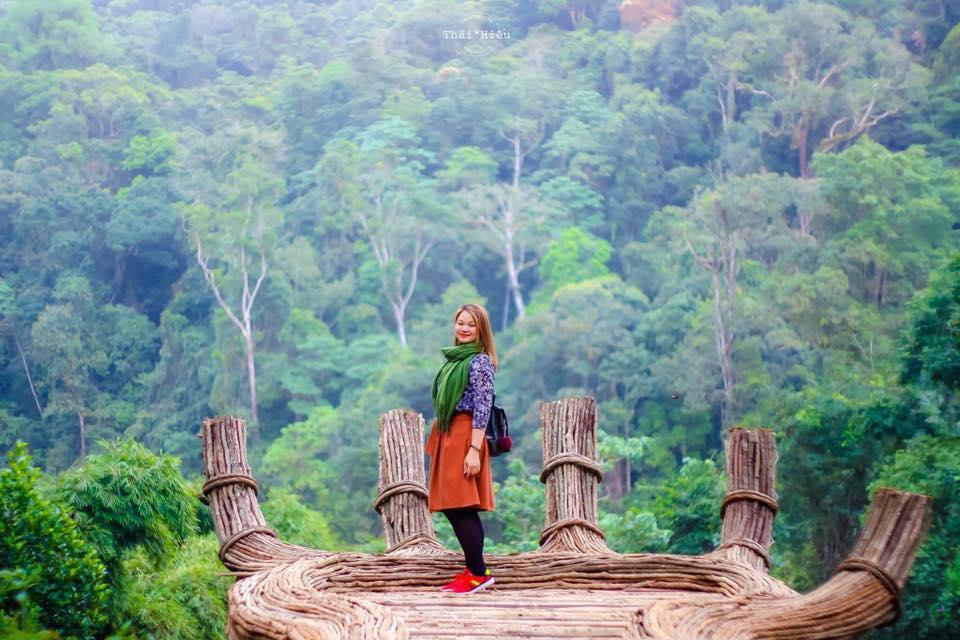 Hoa Sơn Điền Trang điểm check in Đà Lạt không thể lỡ 2021