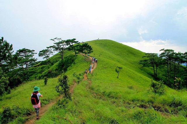 Hướng dẫn trekking Tà Năng – Phan Dũng cho người mới đi