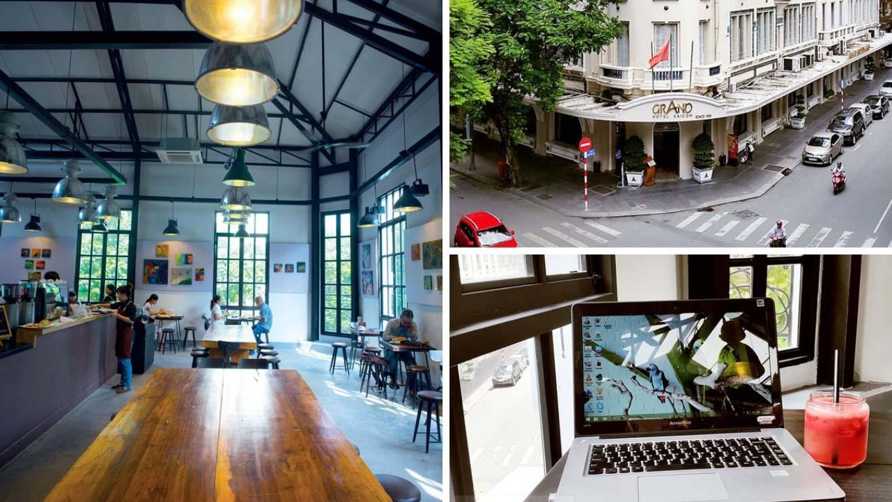 TOP 5+ quán cafe yên tĩnh làm việc, học bài ở tphcm giá cực rẻ