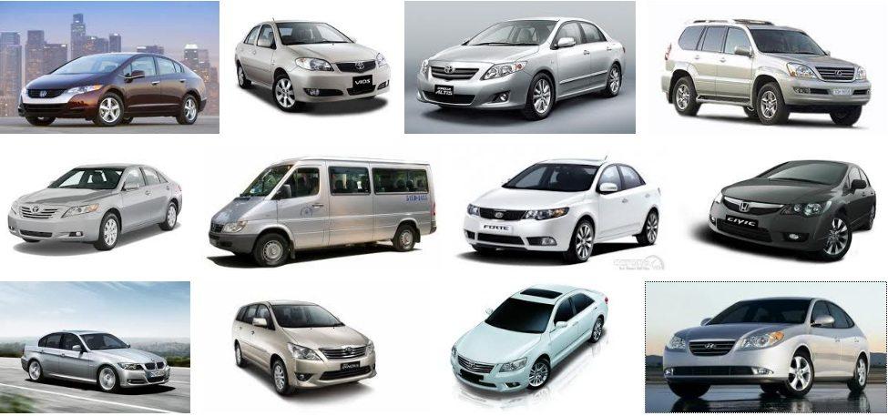 Bảng giá thuê xe ô tô Quy Nhơn giá rẻ nhất 2020