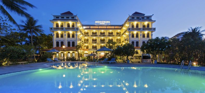 Review khách sạn Indochine Hoi An Hotel – Khách sạn tốt nhất Hội An