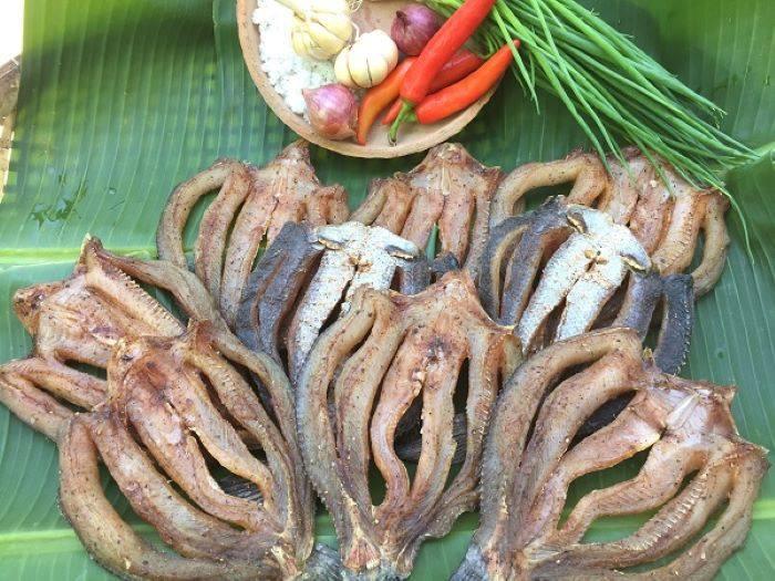 Khô cá lóc – Tìm hiểu về đặc sản khô cá lóc.