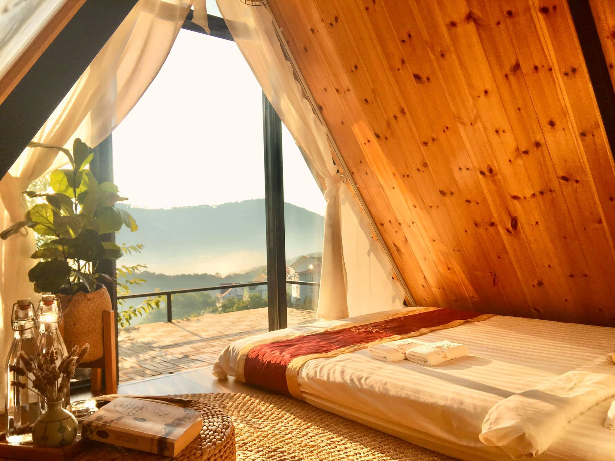 Top 10 Homestay Đà Lạt giá rẻ view đẹp đáng đặt phòng