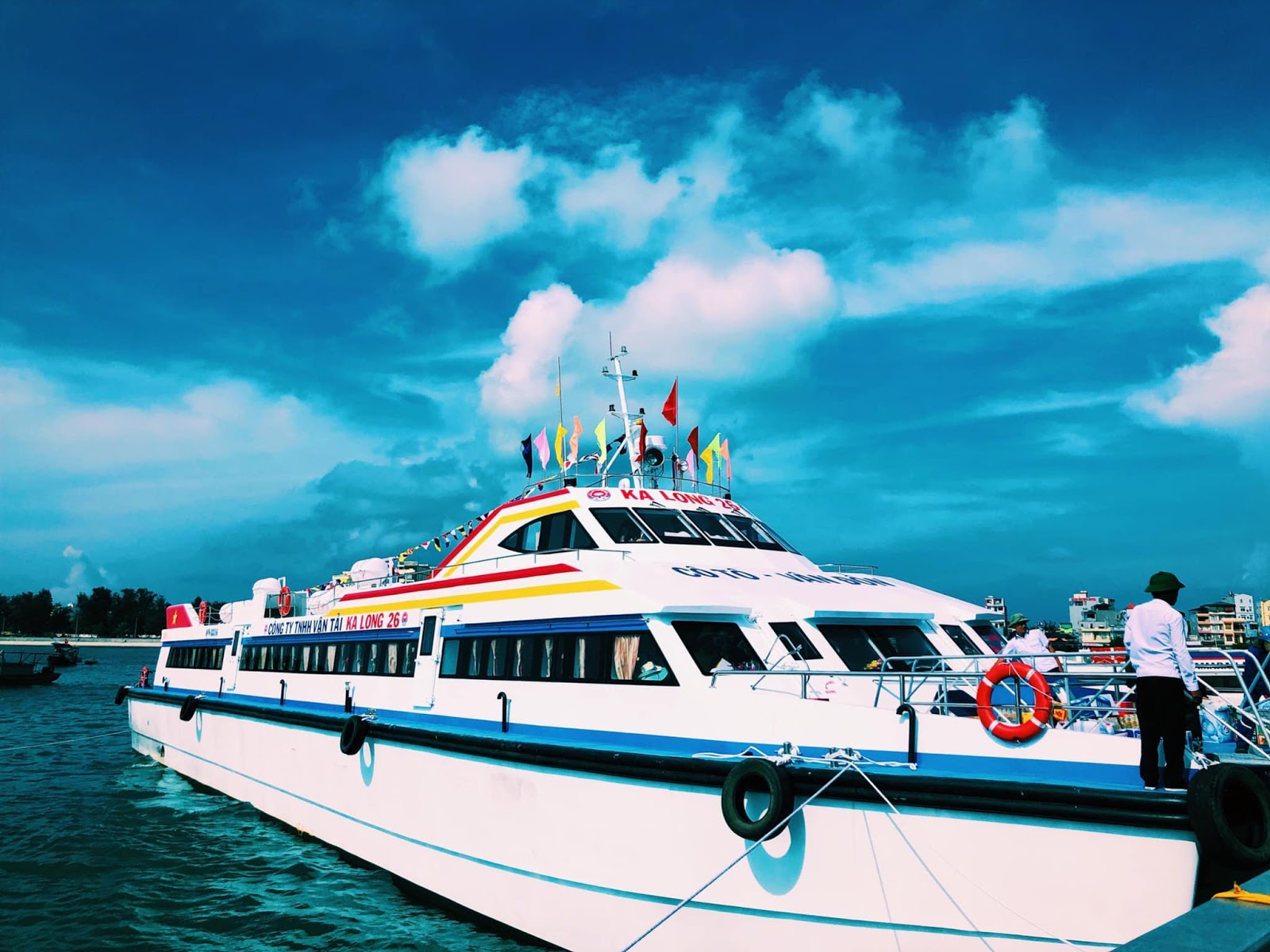 Review 5 hãng tàu cao tốc đi Cô Tô: Giá vé, lịch trình đầy đủ